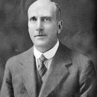 Mr Albert James Walker, co-founder of Linacre Mission, 1900s