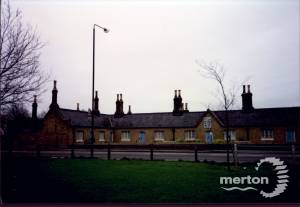 Mary Tate Almshouses, Cricket Green, Mitcham
