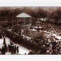Bandstand, Municipal Gardens