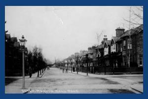 Merton Hall Road, Merton Park