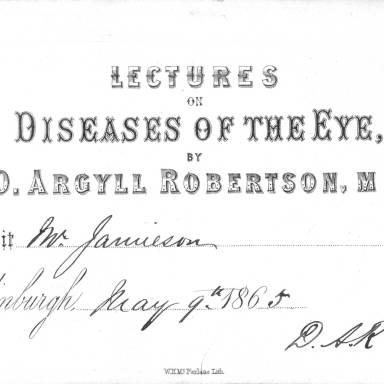 Diseases of the Eye