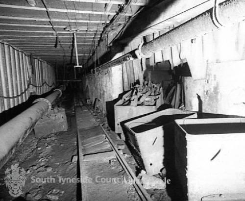Easington Colliery, Low Main Haulage