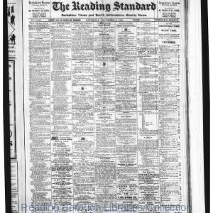 Reading Standard Etc 12-1919