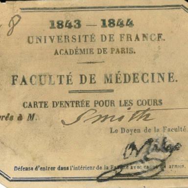 Faculte de Medecine