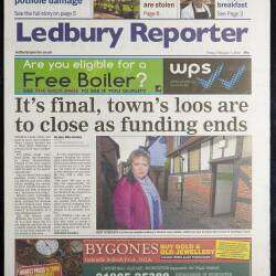 The Ledbury Reporter - February 2014