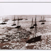 The Great Frost of 1895 in Southport