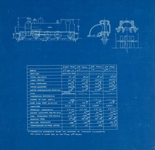 6 WC tank engine