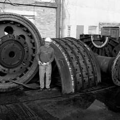 Westoe Crown Winding Gear