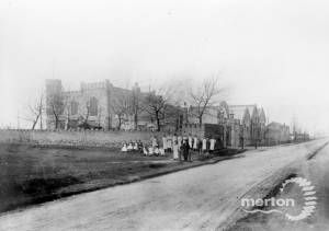 The Tower Works (Later the Tower Creameries) Commonside East, Mitcham