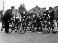 Morden Schools Bicycle Safety Competition