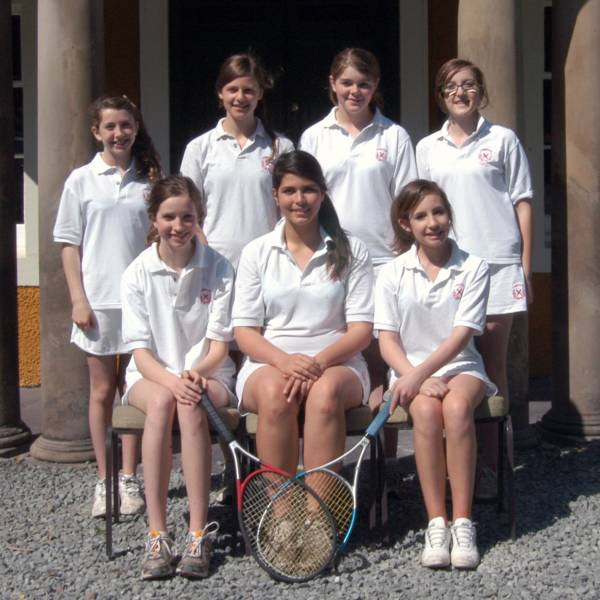 Girls Tennis 2009 U14B