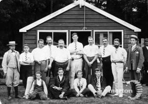 St Barnabas Church Mitcham Cricket Club