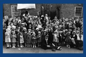 Coronation Party at Peterborough Road, St. Helier