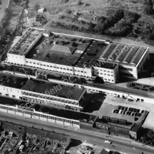 Izal factory, Station Rd, Chapeltown, 1963.jpg