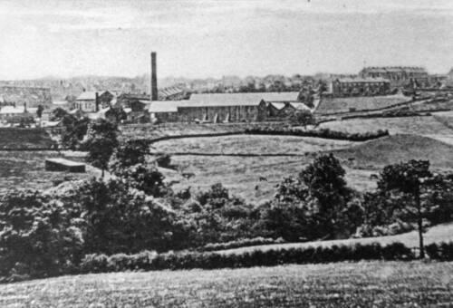 033 Greenside Mill from Blacker Farm
