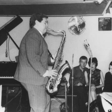 Tubby Hayes, 1959.