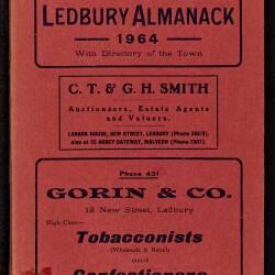 Tilley's Ledbury Almanack 1964