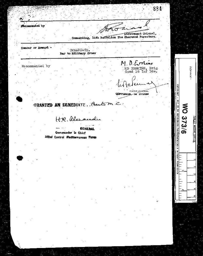 87 O'Brien MC Bar citation 20 Jul 44-2.jpg