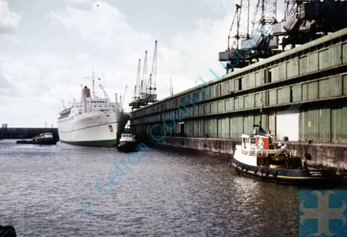The Ship Empress of England