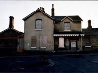 Disused Merton Park Station