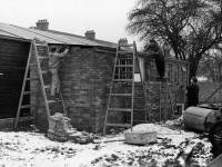 Building of New HQ for 36th Mitcham Scouts