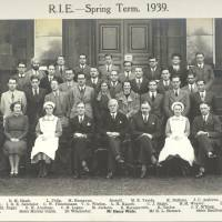 RIE Spring Term, 1939