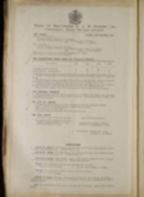 Routine Orders - June 1918 - April 1919 - Page 178