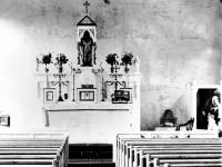 Altar of St Peter & Paul Roman Catholic church, Mitcham