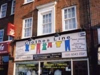 Clothes Line,  368 Grand Drive