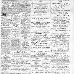 Ross Gazette - 1880