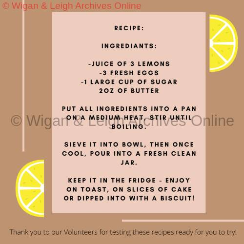 Lemon Cheese Recipe