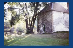 Canons, Madeira Road: Dovecot