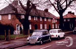 Canterbury Road, No's.181-191, Morden
