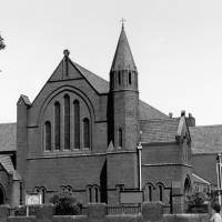 St. Matthew's Parish Church, Stanley Road, Bootle, 1987