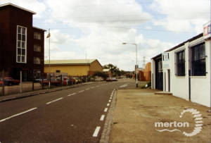 Willow Lane, MItcham