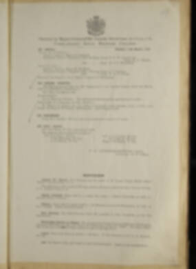 Routine Orders - June 1918 - April 1919 - Page 271