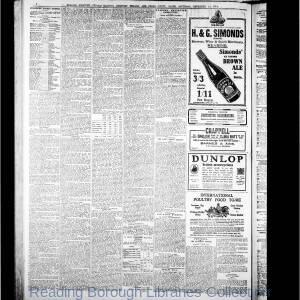 Reading Mercury Oxford Gazette 11-1914
