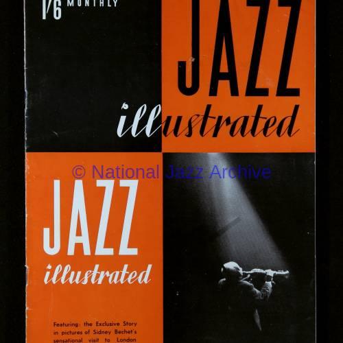 Jazz Illustrated Vol.1 No.2 December 1949 0001