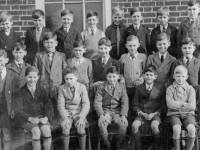 Poplar Road County Primary School, infants class