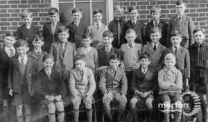 Poplar Road County Primary School, infants class