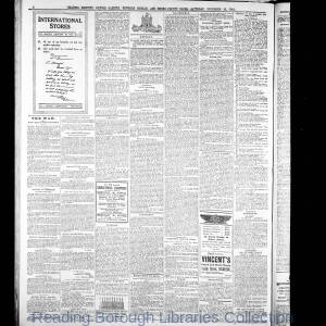 Reading Mercury Oxford Gazette 12-1914