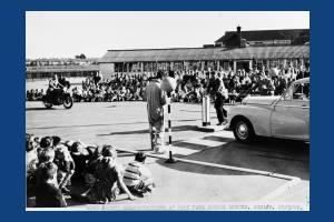 Road Safety demonstrations at Park Farm School, Morden