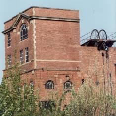 St Hilda's Pit Winding Shaft