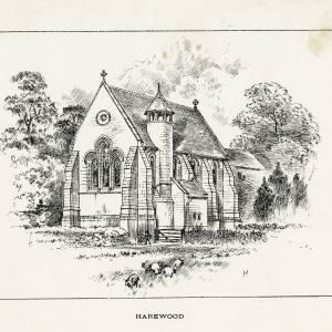 St Denis Church, Harewood