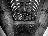 Roof of the chancel at St.Mary's Parish Church, Merton