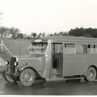 Unidentified Thornycroft bus (BUS/6/2/21)