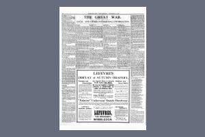15 SEPTEMBER 1917