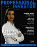 Professional Investor 2008 Autumn