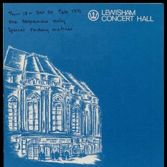 Lewisham Concert Hall