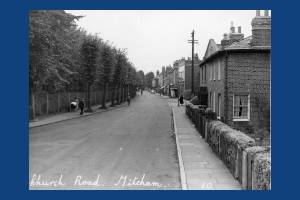 Church  Road , Mitcham